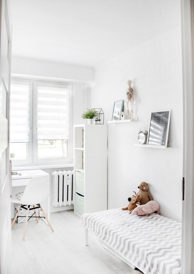 דוגמא לעיצוב חדר נוער מודרני מושלם