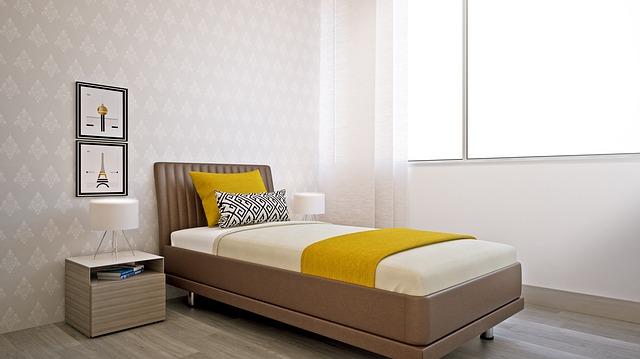 חדרי שינה – הדרך ליצירת חדש שינה נעים ואסתטי