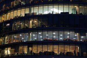 ניקוי חלונות למשרדים