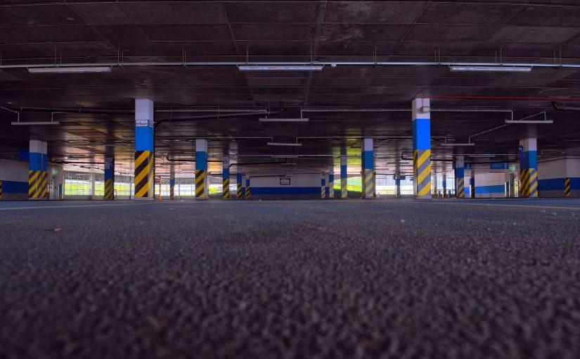 איטום מבנים תת קרקעיים באתר ביטומני