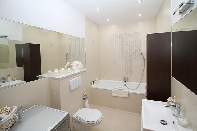 איך לעצב חדר אמבטיה יוקרתי?